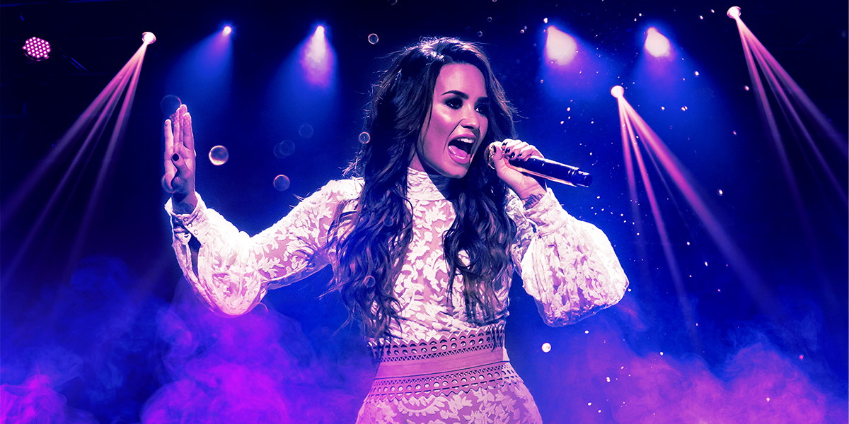 ingressos show Demi Lovato