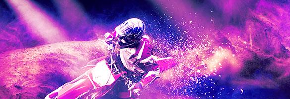 imagen boletos AMA Supercross