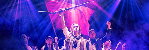 imagen boletos Les Miserables