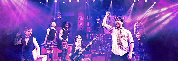 imagen boletos School of Rock - The Musical