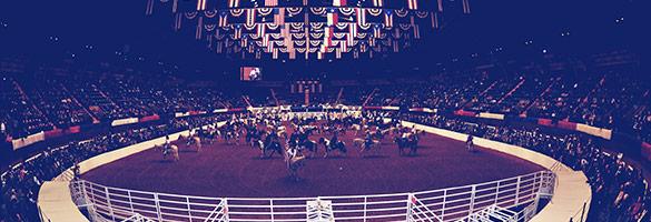 imagen boletos San Antonio Stock Show And Rodeo