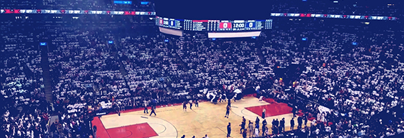 imagen boletos Toronto Raptors