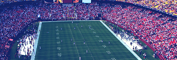 imagen boletos Washington Redskins