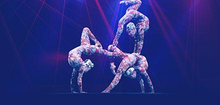 Ingressos Cirque du Soleil