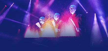Ingressos Blue Man Group
