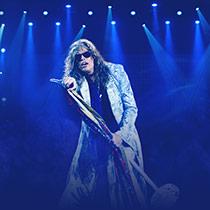 ingressos Aerosmith