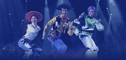 Ingressos Disney On Ice
