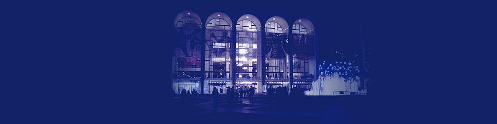 Metropolitan Opera: Aida