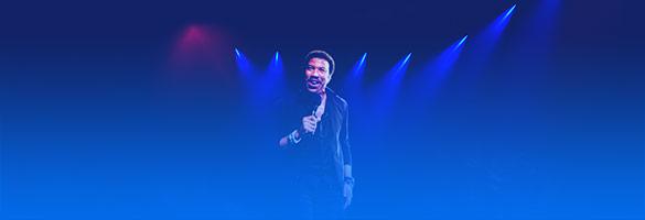 imagen boletos Lionel Richie