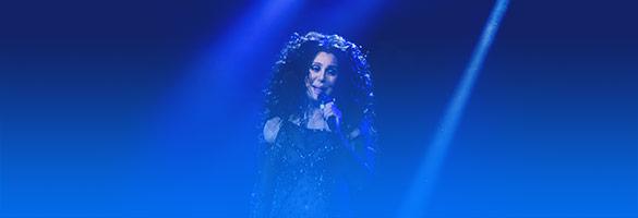 Ingressos Cher