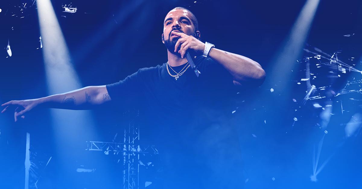 ingressos show Drake