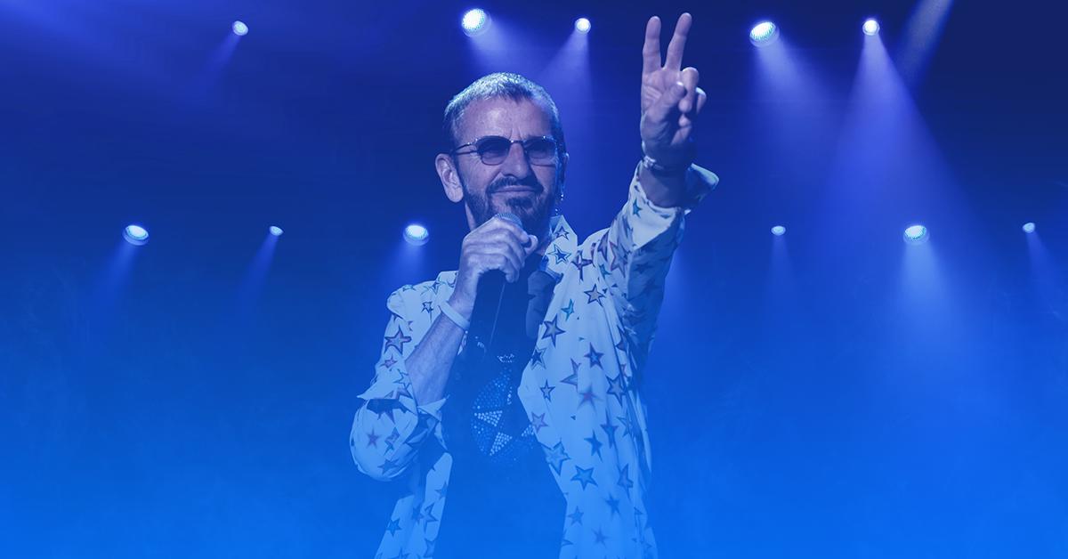 Ringo Starr and His All Starr Band @ Beacon Theatre - NY ...