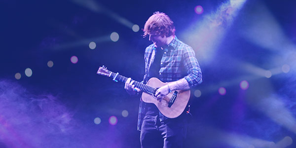 ed sheeran concierto virtual live stream