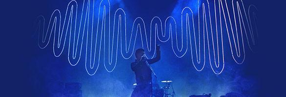 imagen boletos Arctic Monkeys