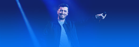 imagen boletos Sam Smith