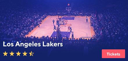 Ingressos Los Angeles Lakers