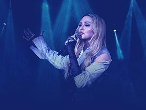 Madonna  Konzertkarten