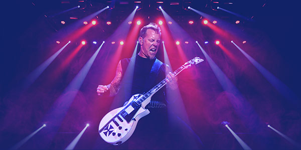 metallica concierto virtual live stream