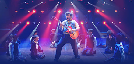 Ingressos School Of Rock