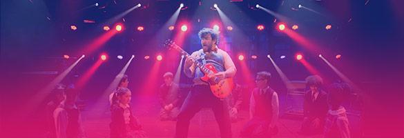 imagen boletos School of Rock - The Musical