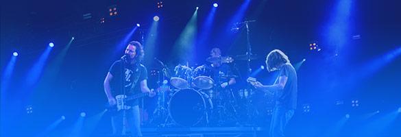 imagen boletos Pearl Jam