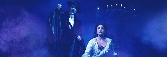 imagen boletos Fantasma de la Opera