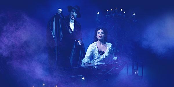 boletos fantasma de la opera