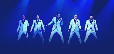 Ingressos Backstreet Boys