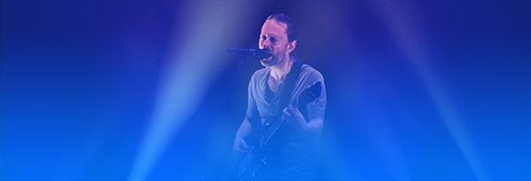 imagen boletos Radiohead