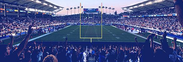 imagen boletos Los Angeles Chargers