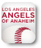 Los Angeles Angels of Anaheim Ticket Graphic
