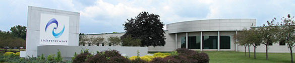 TicketNetwork Corporate Campus Located in South Windsor, CT
